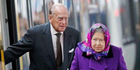 Queen Elizabeth ge firikalun Prince Philip hospital ga admit koffi