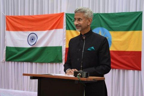 Shahid ge dhauvathakah Dr.Subrahmanyam Jaishankar rajje vadaigannavanee
