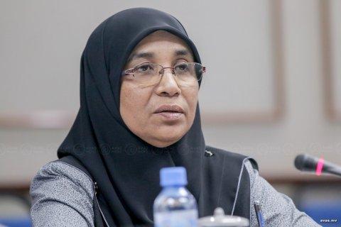 Candidate in kanda'alhaa bayakah quarantine nuve male in dhathuru kurevey goiy hadhaifi