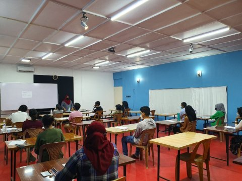 Sosunvillage dhariverun SSC mock exam fashaifi