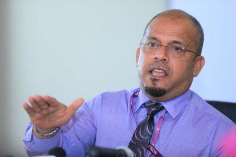 Vote aa gulhey gothun MDP aai PPM in fathuramun dhanee hageegatha hilaaf vahaka thakeh: EC