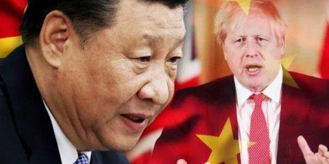 China UK ge arairun kuriah