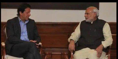 India Pakistan foreign ministrarun eh confaren gai