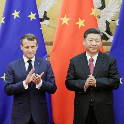 China ambassador ge bas magah France ge rahdhu