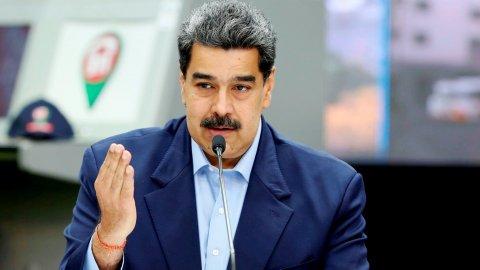 Covid aa gulhey dhogu mauloomaathu fathuraathee Venezuela raees ge Facebook page freeze koffi