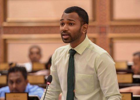 MDP gai vakkamuge label jehemeundhaathee biruganey: Meeekaail