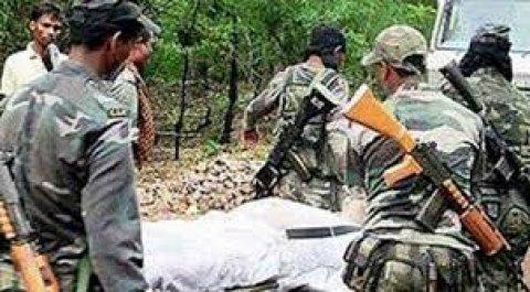 Maoist guerrilla in kulli hamalaa eh dhee India sifainge 22 meehun maraalaifi