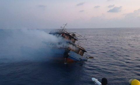 Adi ah dhiya boat in theleh bereh nuvvey: MNDF