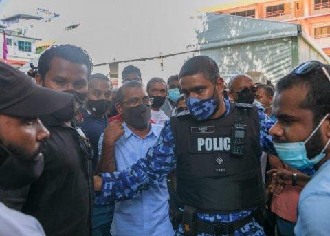 Idhikolhu faraiythakun vanee vote gunaa marukazugai maraamaaree hingaafai: MDP