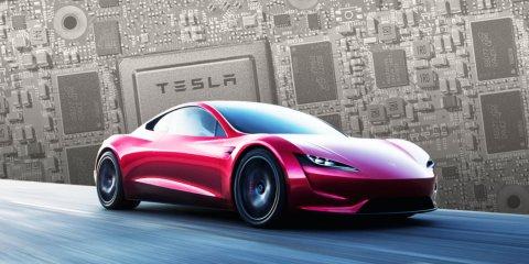 Tesla India ge baazaarah