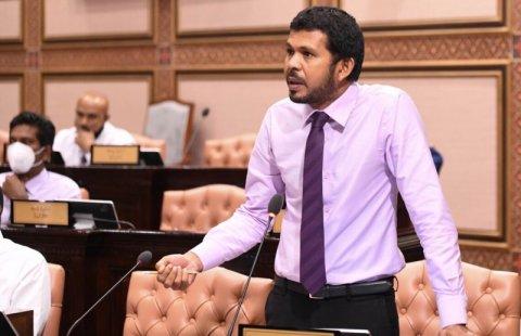 Member Waheed ge furaana ah nukurakkaa kuran dhanee govaalamun: MDP