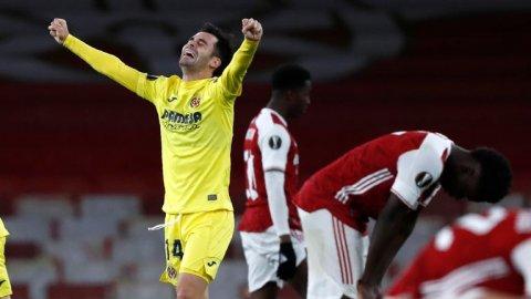 Arsenal katuvaalumaffahu Villareal finalah