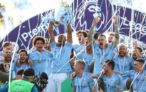 EPL champion kan Manchester city ah