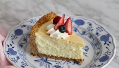 Roadha sufuraa: Cheese cake