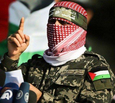 Dhiri dhuniyega thibbaa Palestine in faibaa, noonee andhaalaanan: Mujaahidhun