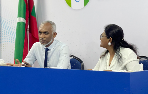 Male' ge councilor in huvaa kurun online koh
