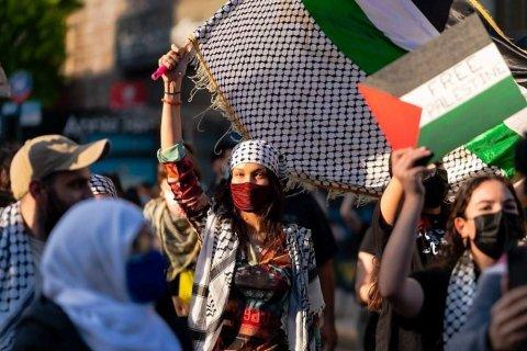Bella Hadid Palestine ge thaa'eedhu gai