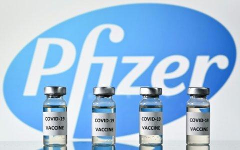 12 aharaai 15 aharaa dhemedhuge kudhinnah Pfizer vaccine dheyn EU in hudhdha dheefi