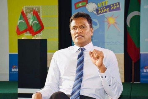Addu gai alhaa consulate akee raajjeygai India ge military base thah gaaim kurmah hingaa program eh: Umar