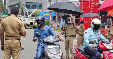 Kerala State ga curfew aa hilaaf vumun adhabakah joorimanaa koh vaccine jahanee
