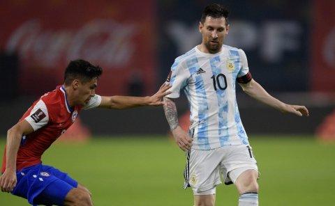 Argentina molhuviya nudhee Chile in hifahattaifi