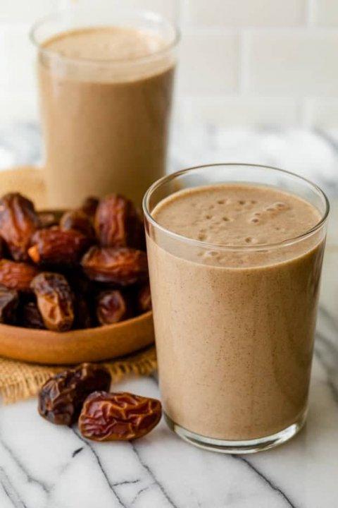 Kadhuru milk shake