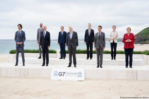 G7 ge summit gai China ge vaahaka