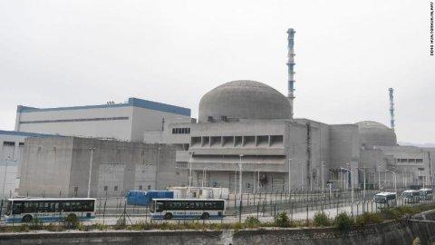 China ge dhekunugai nuclear radiona leak vejje