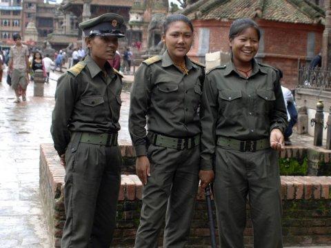 India military police ah Nepal anhenun vahdhanee