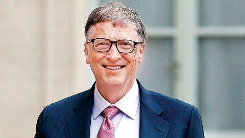 McDonald ge french fries, carrots, fiyaa akee ves Bill Gates ge viyafaari