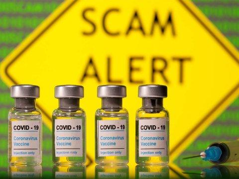 Bodethi fee thah nagai, Covishield ge namuga India ge ethah bayakah fake vaccine jahaifi