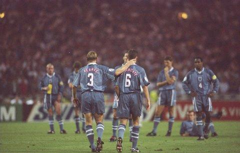 Euro 1996: Germany aa dhekolhah England kuri hithi thajuribaa eh