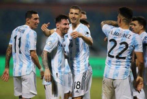 Penalty gai Colombia balikoh Argentina finalah