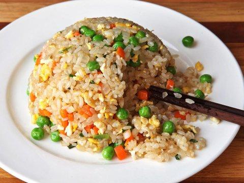Sufuraa: Butter garlic fried rice