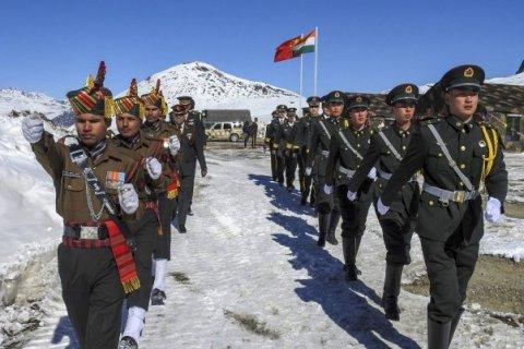 India aa China ge mashvaraa thah fashanee