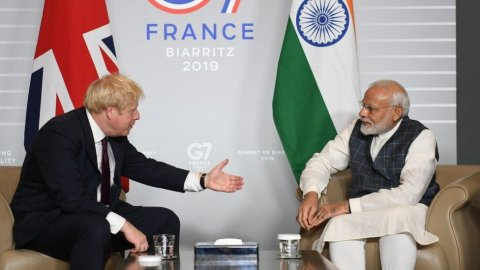 India UK roadmap aa medhu mashvaraathah baahvanee