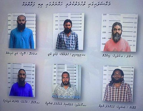 Raees Nasheed ah Hamalaadheefaivani IS ge Fikurah Thaaeedhu kuraa Meehun: Fuluhun