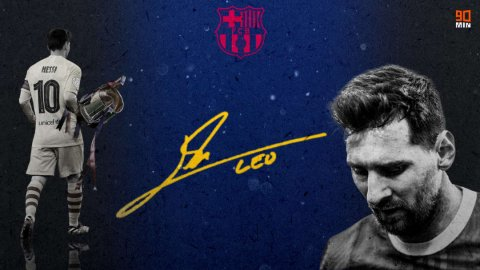 Messi dhiyaee contract gai soi kuran, ekamaku libuny shockeh