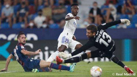 Levante aiydhashunuve Real Madrid salaamaiyvee kiriyaa!