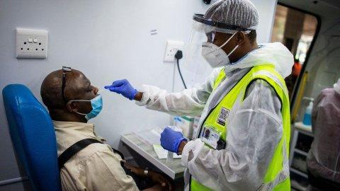 India in vaccine furathama export kuraanee Africa ah
