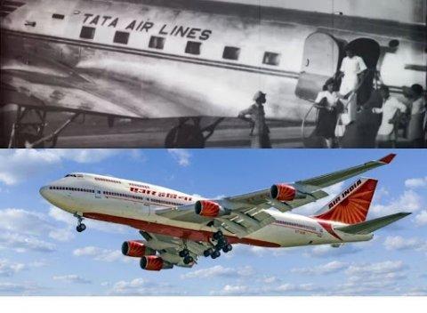 TATA in Air India gannanee