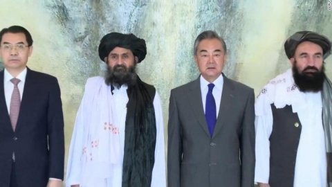 Taliban ah ithubaaru kuran China ah undhagoo vaane