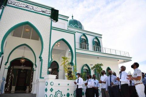 Raeesuljumhooriyya Masjidh Mohamed Hulhuvaadhevvaifi
