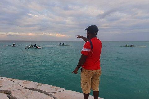 Beyru gaummu thakah hulhuvaalaigen Addu gai rowing mubaaraatheh baavvanee