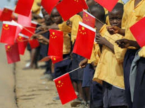 China in Africa ge IT ah investkuranee